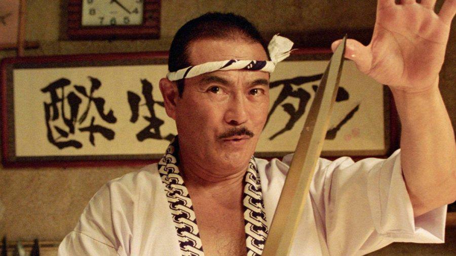 "Sonny Chiba gab in Quentin Tarantinos ""Kill Bill - Volume 1"" den Hattori Hanzo. (wue/spot)"