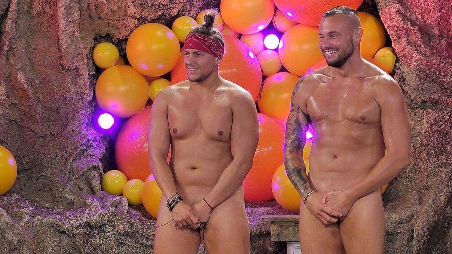"""""""Promi Big Brother"""": Das war die Stripshow von Danny und Eric"""