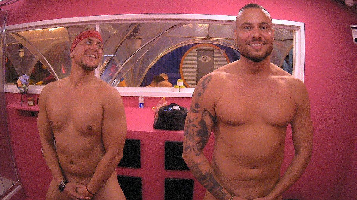 """""""Promi Big Brother"""": Nackthow von Danny und Eric - hier ist das Video"""