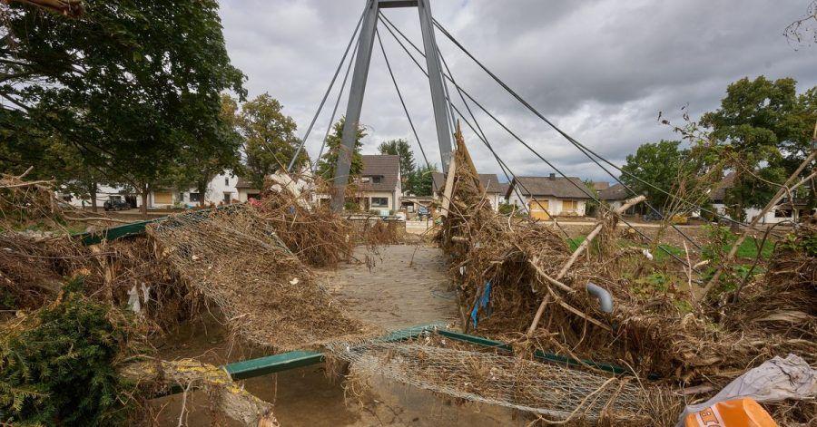 Die Bilder vom Unwetter in Bad Neuenahr sind um die Welt gegangen.