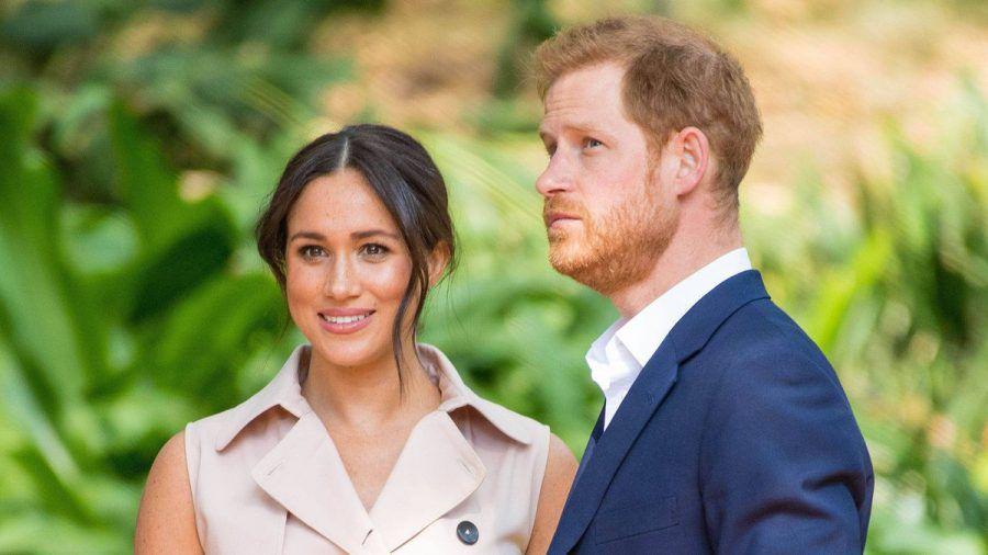 """Prinz Harry und Herzogin Meghan engagieren sich mit ihrer """"Archewell""""-Stiftung für wohltätige Zwecke. (hub/spot)"""