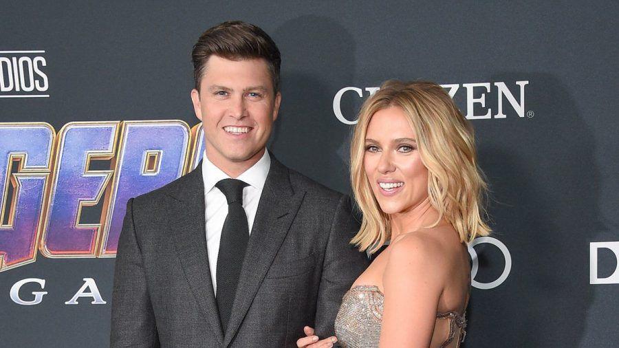 Scarlett Johansson und Colin Jost sind Eltern geworden.  (ili/spot)