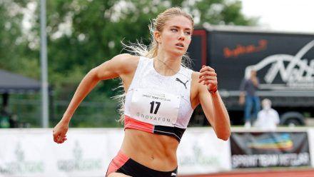 """Diese deutsche Läuferin ist """"sexiest Athletin der Welt"""""""