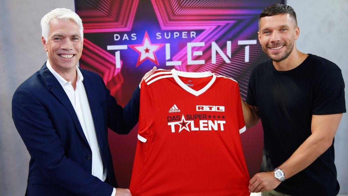 Superchaos beim Supertalent: Podolski ist raus