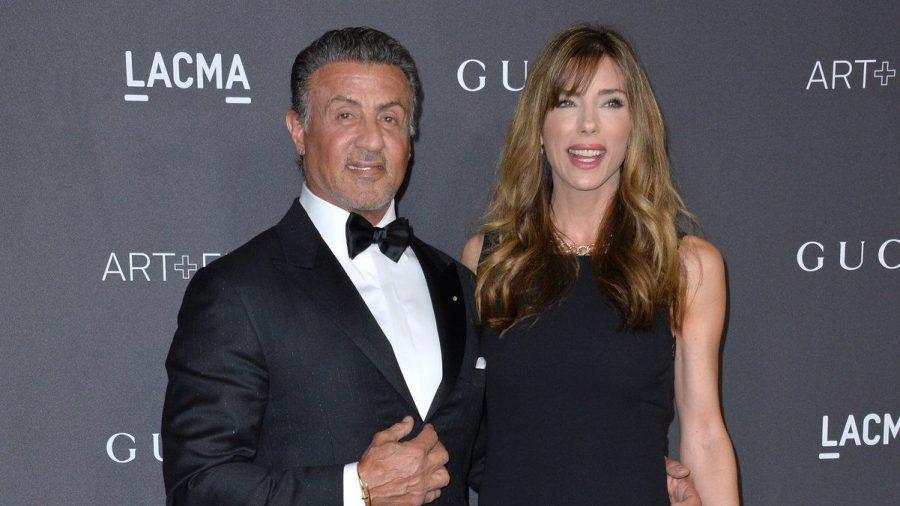Sylvester Stallone und Jennifer Flavin sind seit 1997 verheiratet. (hub/spot)