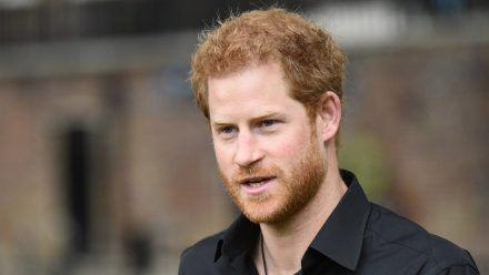 Prinz Harry steht in der Kritik. (ili/spot)