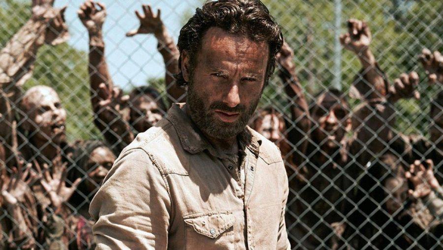 Wurde im Laufe der Serie immer bärtiger und grimmiger: Andrew Lincoln als Rick Grimes. (stk/spot)