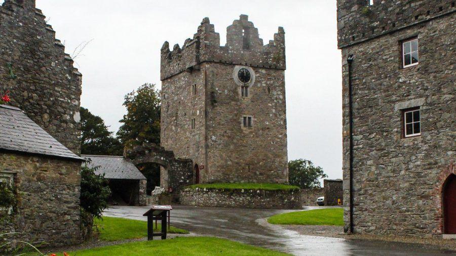 """Castle Ward in Nordirland diente in """"Game of Thrones"""" als Kulisse für Winterfell.  (amw/spot)"""