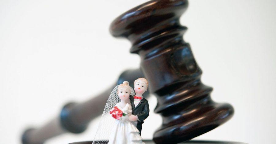 Wenn die Ehe auseinandergeht, führt das Familiengericht den Versorgungsausgleich durch.