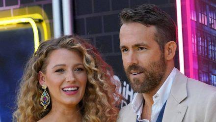 Blake Lively und Ryan Reynolds sind seit 2012 verheiratet. (elm/spot)