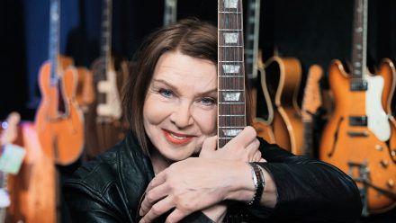 Inga Rumpf steht bis heute auf der Bühne - auch noch mit 75 Jahren. (tae/spot)