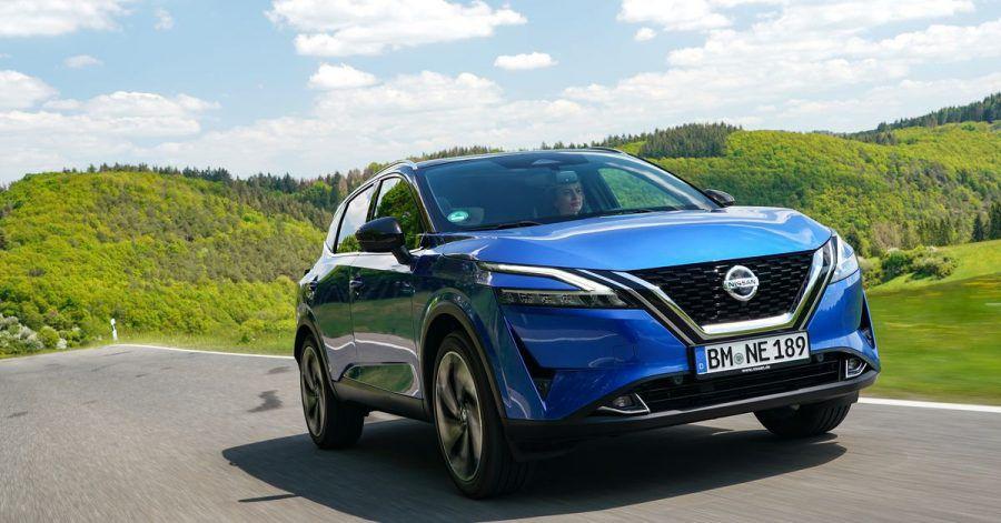 Zwar hat der Nissan Qashqai viel neue Technik zu bieten. Doch optisch und bei der Motorisierung hat sich nicht allzu viel verändert.