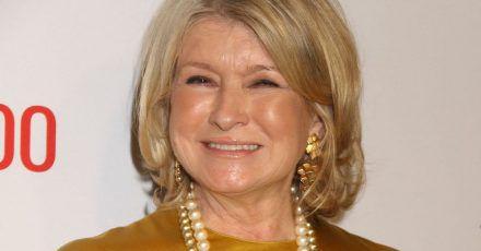 Die «Original-Influencerin» Martha Stewart wird 80.