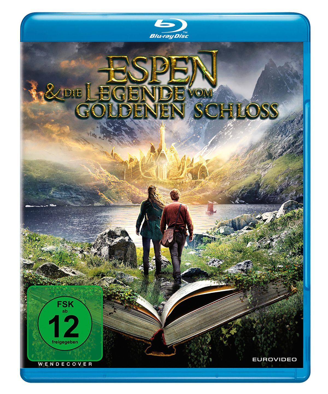 Espen und die Legende vom goldenen Schloß