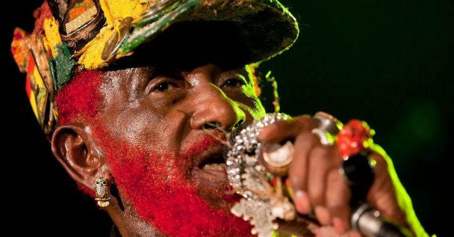Lee «Scratch» Perry bei einem Auftritt im ungarischen Budapest 2011. Der berühmte jamaikanische Musiker ist im Alter von 85 Jahren gestorben.