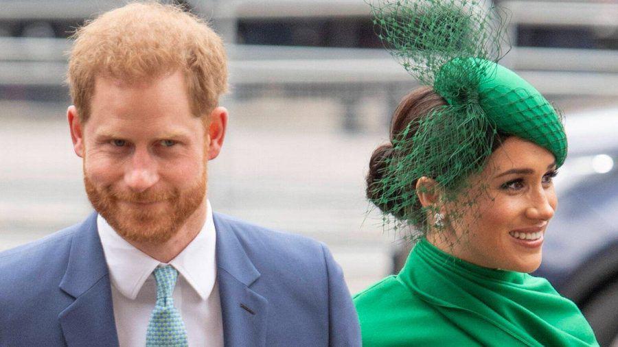 """""""Finding Freedom"""" erzählt über das Leben von Prinz Harry und Herzogin Meghan. (ili/spot)"""