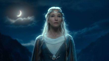 """Galadriel (Cate Blanchett) soll in der neuen """"Der Herr der Ringe""""-Serie auftauchen. (ili/spot)"""