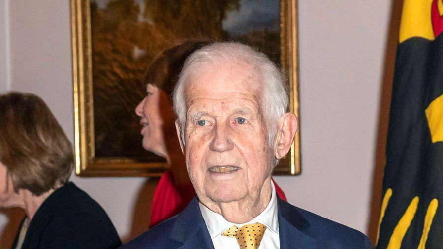 Kurt Biedenkopf ist im Alter von 91 Jahren verstorben. (dr/spot)