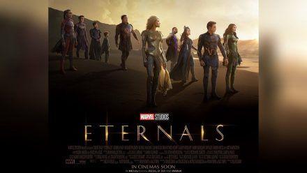 """""""Eternals"""" wird im November in die Kinos kommen. (hub/spot)"""