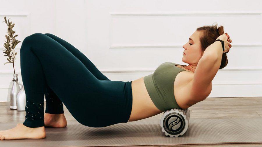 Verklebte Faszien können mit einfachen Übungen wieder gelöst werden. (amw/spot)