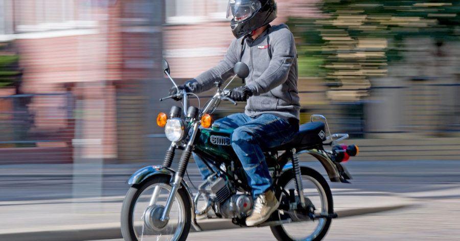 Kultmoped Simson S51: Seit Ende Juli können Jugendliche ab 15 Jahren den Führerschein für diese Fahrzeugklasse erlangen.