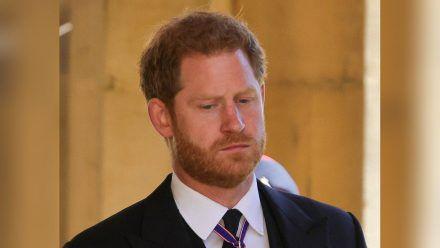 Prinz Harry diente selbst in Afghanistan.  (smi/spot)
