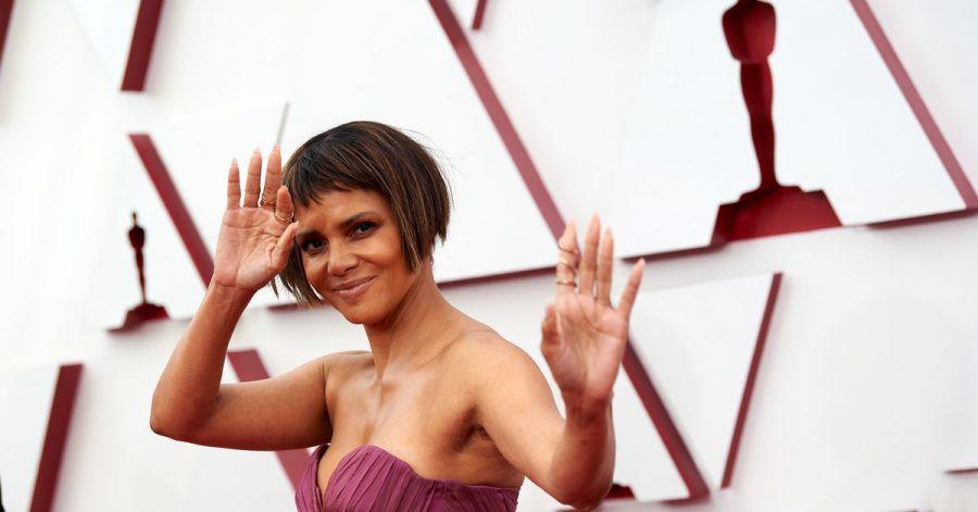 Halle Berry bei der diesjährigen Oscar-Verleihung.