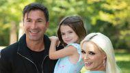 Lucas Cordalis und Daniela Katzenberger sind seit 2015 Eltern ihrer Tochter Sophia. (tae/spot)