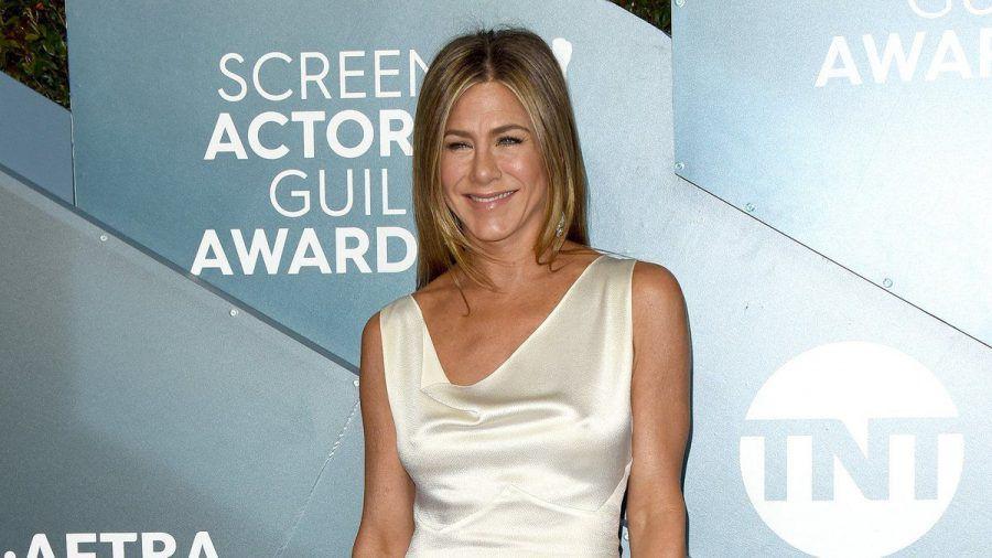 Jennifer Aniston engagiert sich im Kampf gegen die  Corona-Pandemie. (ili/spot)