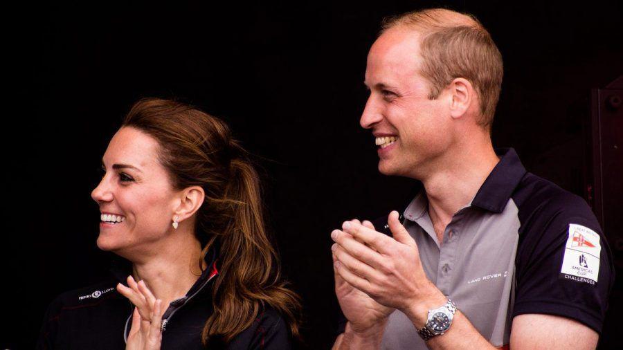Herzogin Kate und Prinz William drücken den Athleten bei den Paralympischen Spielen die Daumen. (wag/spot)