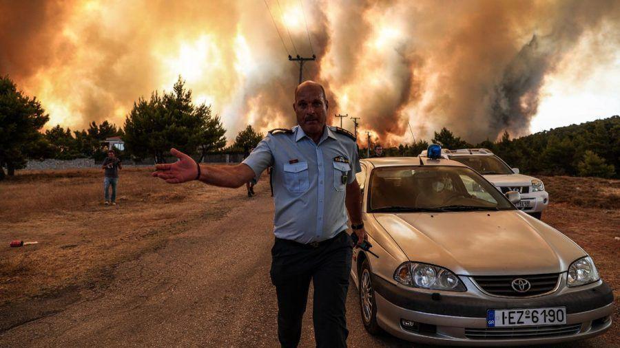 Flammendes Inferno in Europa: Was ist mit meinem Urlaub in ein paar Wochen?