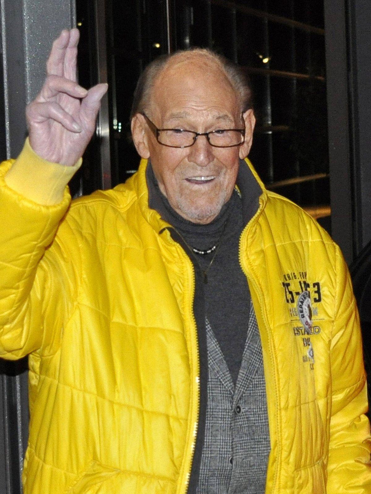 Herbert Köfer († 100): Fans nehmen Abschied