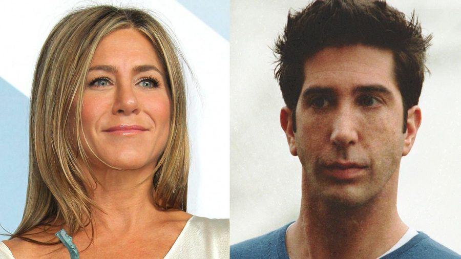 Medienberichte: Jennifer Aniston soll ihren Kollegen David Schwimmer daten