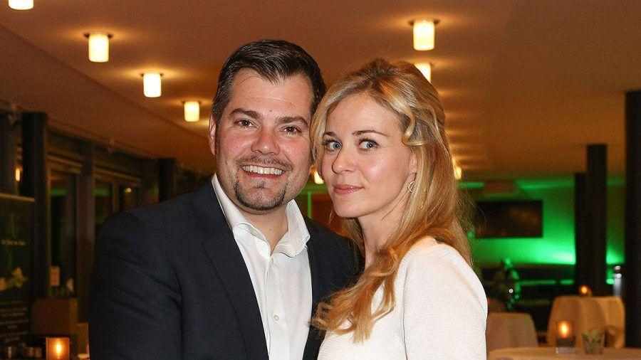 Daniel Fehlow schon seit drei Jahren verheiratet