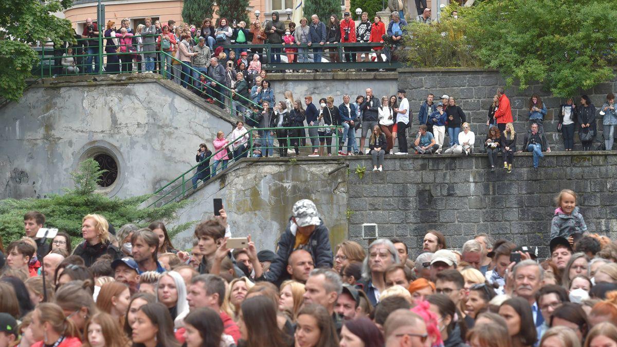 Johnny Depp in Karlsbad bejubelt
