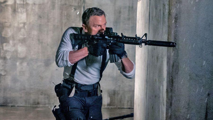 """Neue Trailer für James-Bond-Film """"Keine Zeit zu sterben"""""""