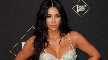 So nackt war Kim Kardashian noch nie!