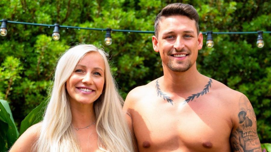 """Love Island"" Tag 2: Granate Lena wählt Jannik und Andrina weint!"