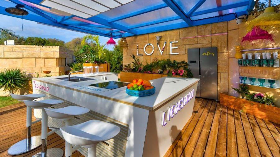 Neue Villa, neues Liebesglück – so wohnen die Islander