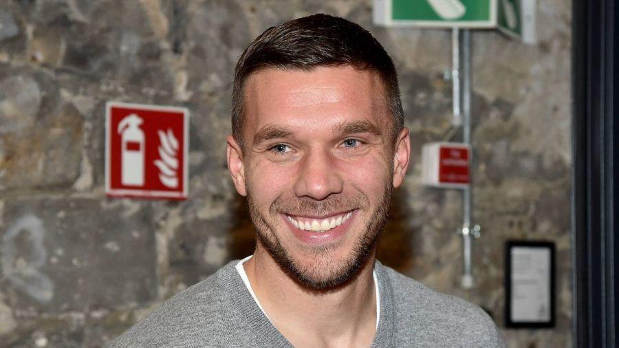 Lukas Podolski und seine Stiftung für hilfsbedürftige Kinder