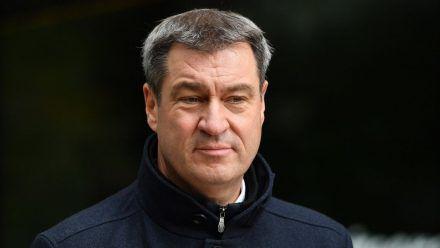 Der Bayerische Ministerpraesident Dr. Markus Söder