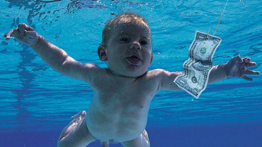Nirvana: Die ganze Geschichte hinter der Baby-Cover-Klage