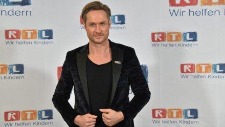 Nico Schwanz beim RTL-Spendenmarathon