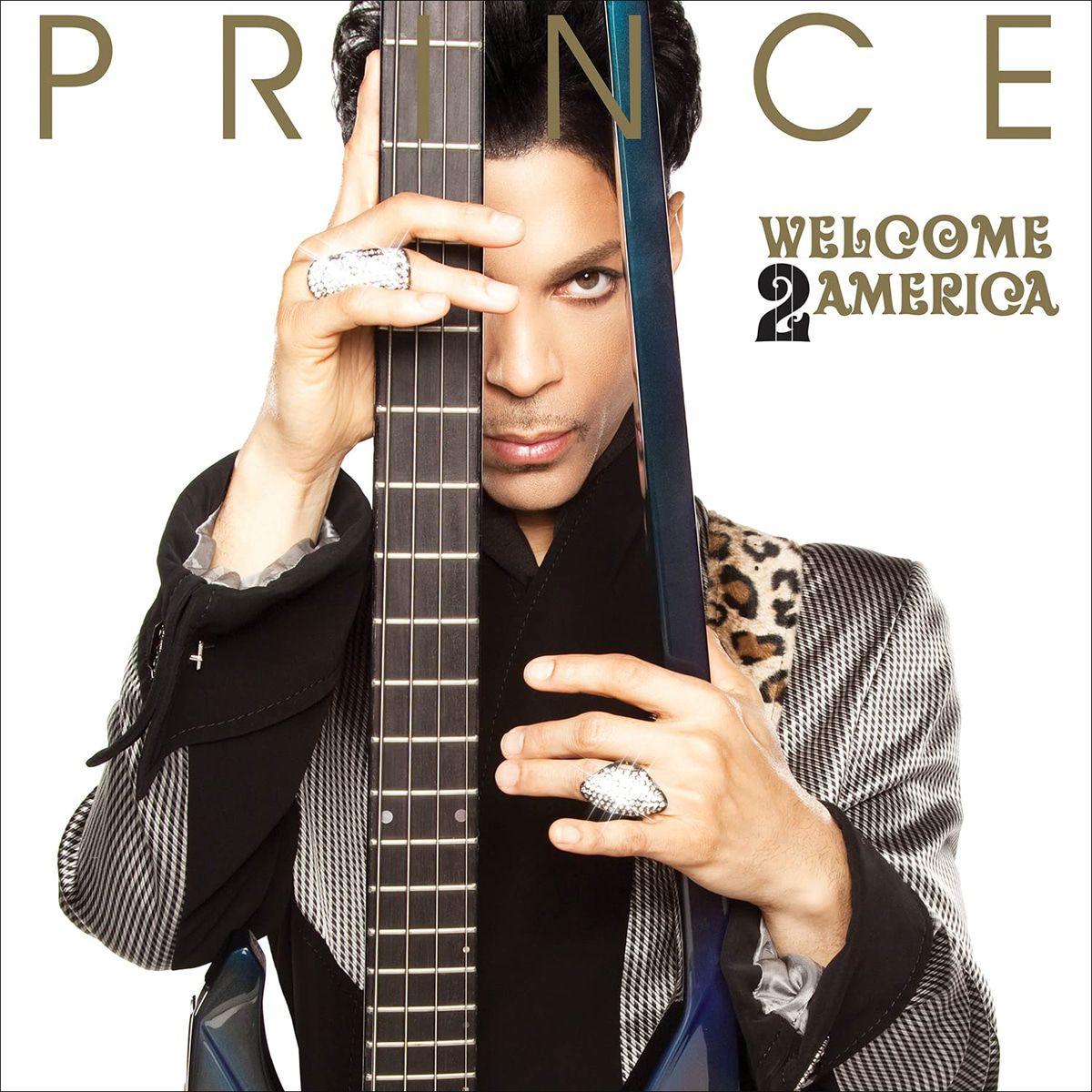 """""""Welcome 2 America"""": Neues Album von Prince - ein großes Fest nicht nur für Fans!"""