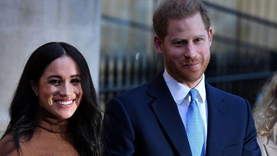 Prinz Harry und Herzogin Meghan: Auftritt bei den Emmy Awards?