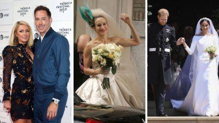 Die denkwürdigsten Promi-Hochzeiten: Reiht Paris Hilton sich bald ein?