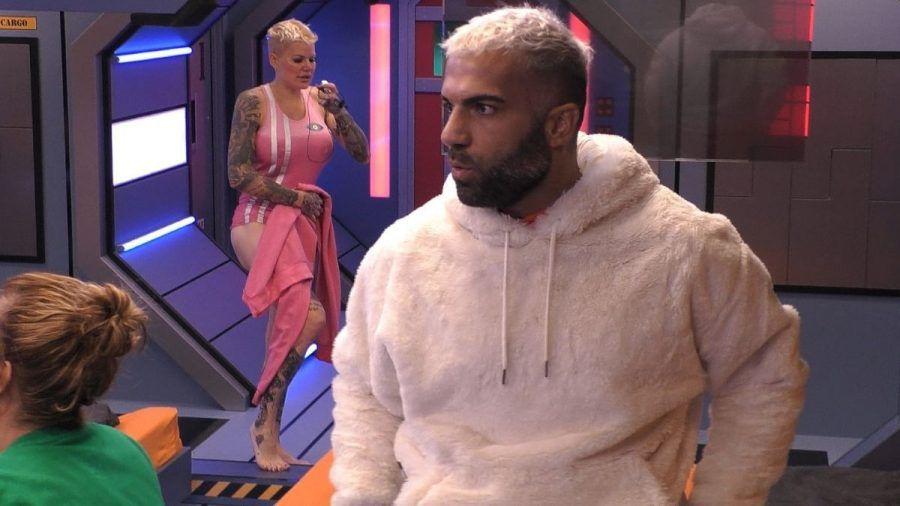 Live im TV: Monster-Eklat bei Promi-BB Sonntagnacht - Rafi wird kurzeitig aus der Show geholt