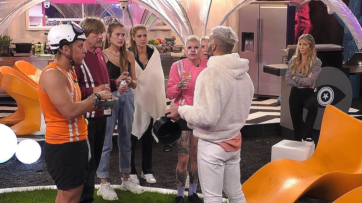 Live im TV: Rafi sorgt für Monster-Eklat bei Promi Big Brother