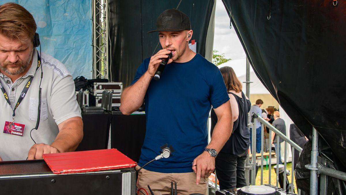"""Ramon Roselly bei Florian Silbereisen: """"Ich will raus auf die Bühne, die Leute begeistern!"""""""