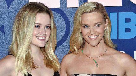 Reese Witherspoon musste sich mit ihrem Baby allein durchwurschteln